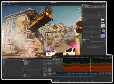Unity 2017.1.0 p4 + Addons