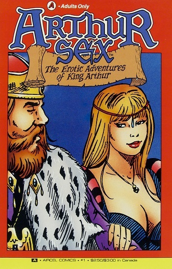 The Erotic Adventures of King Arthur 1-5