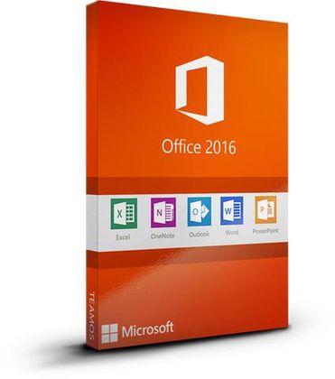 Microsoft Office Pro Plus 2016 VL September 2017
