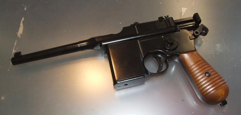 WE M712 - Reviews - GAS GUN EMPIRE - CONQUER THE WORLD OF GAS GUNS