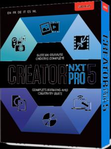 Corel Roxio Creator NXT Pro 5 v18.0.46.2 + Content Pack