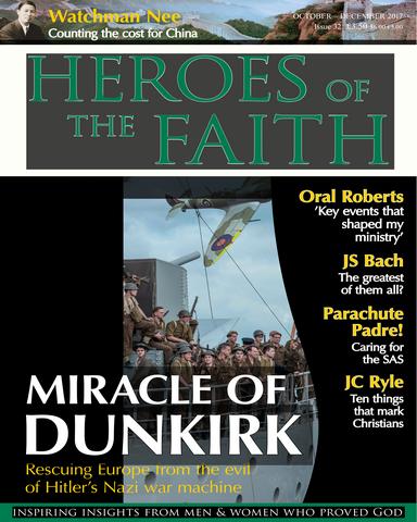 Heroes of the Faith 10 2017