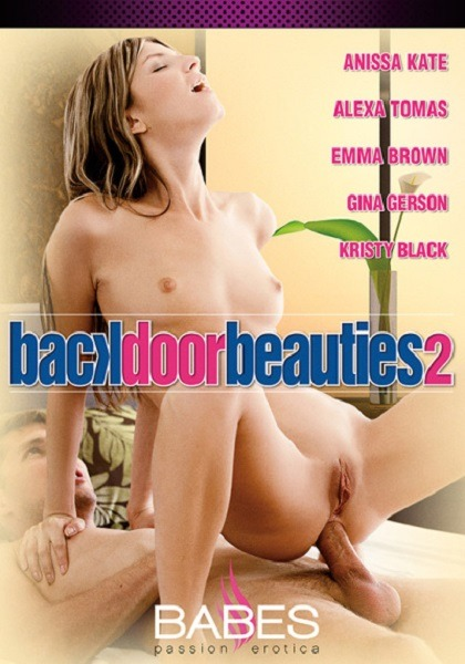 Backdoor Beauties 2 Cover