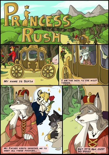 Jagon - Princess Rush