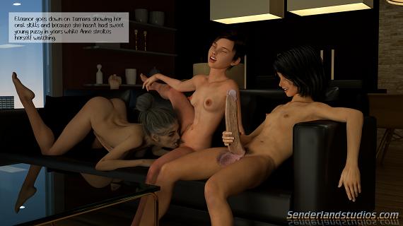 Senderland Studios - Grandmas Offer