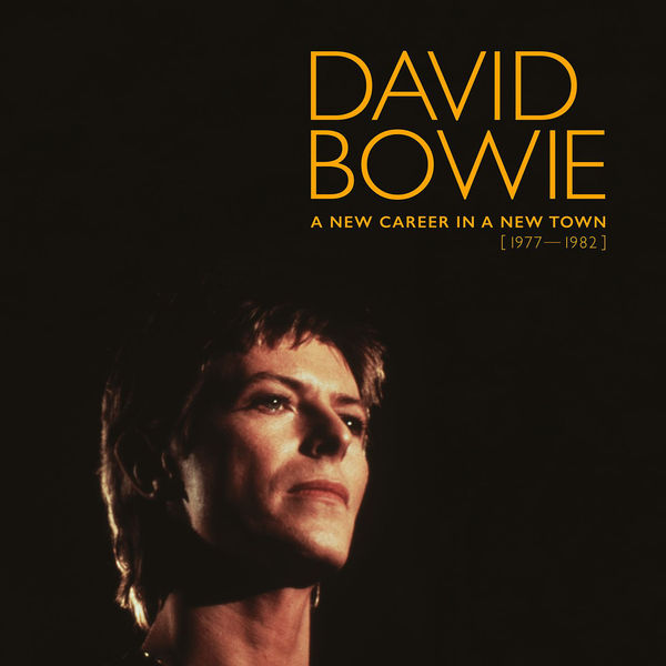 David Bowie - A New Career in a New Town (1977-1982) (2017)