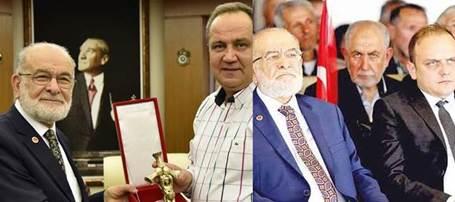 GİRESUN'DA SP-CHP 'AŞKI' ALEVLENDİ