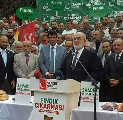 SP'YE GİRESUN'DA ÜRETİCİ ŞOKU!..