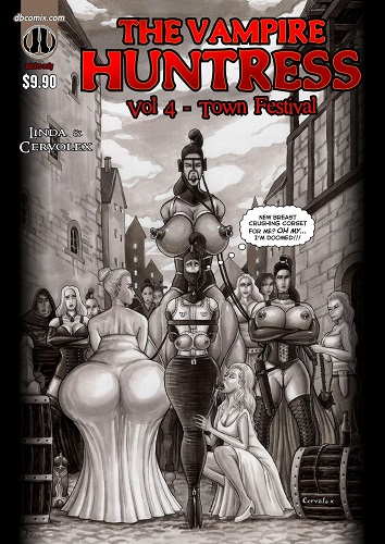 DBComix - Vampire Huntress Volume 4