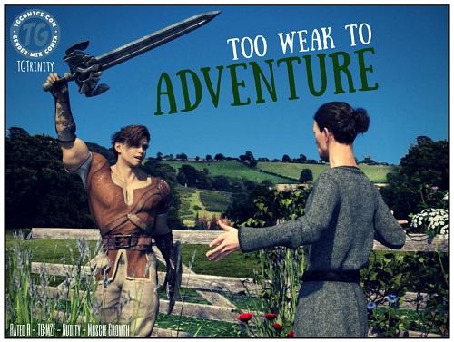TGTrinity - Too Weak to Adventure
