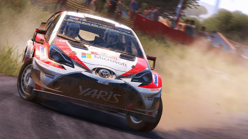 Re: WRC 7: FIA World Rally Championship (2017)