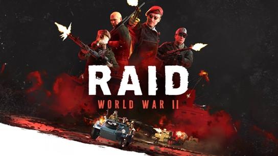 Re: RAID: World War II (2017)