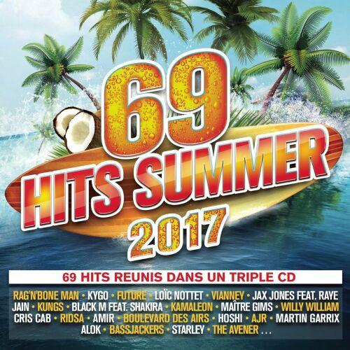 69 Hits Summer 2017 Vol. 1 3CD2017