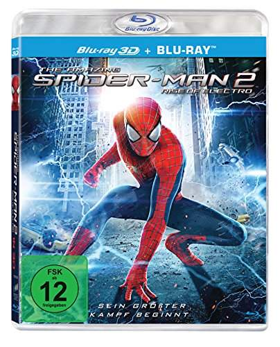 The Amazing Spiderman 2 Rise of Electro 3D 2014 German 720p BluRay x264 Gma