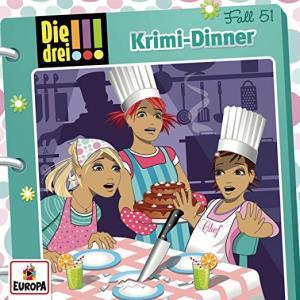 Die drei Ausrufezeichen Folge 51 Krimi Dinner