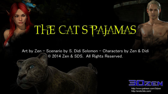 Rubi The Cats Pajamas Cover