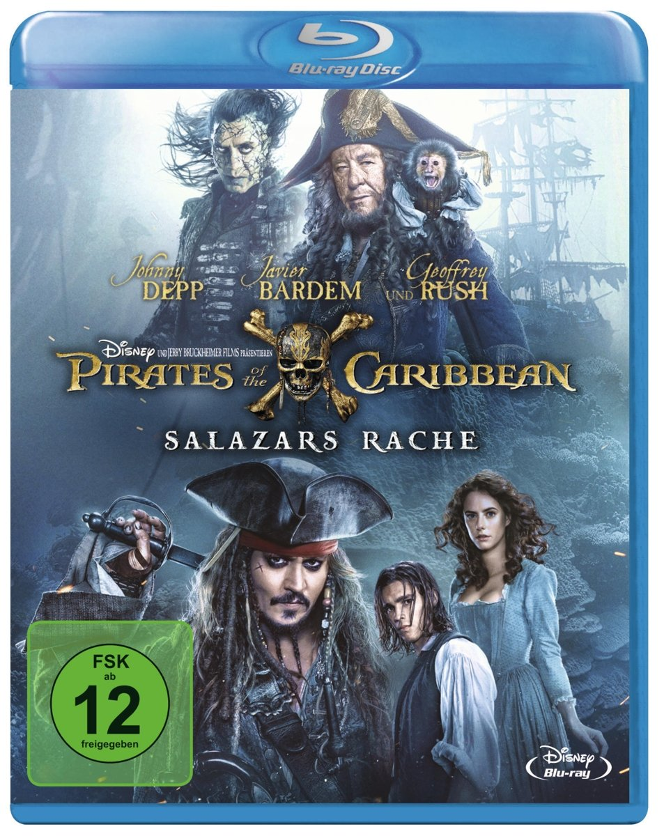 Pirates of the Caribbean Salazars Rache 3D 2017 German Dl 720p BluRay x264 Etm