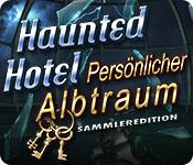 Haunted Hotel Persoenlicher Albtraum Sammleredition German-MiLa