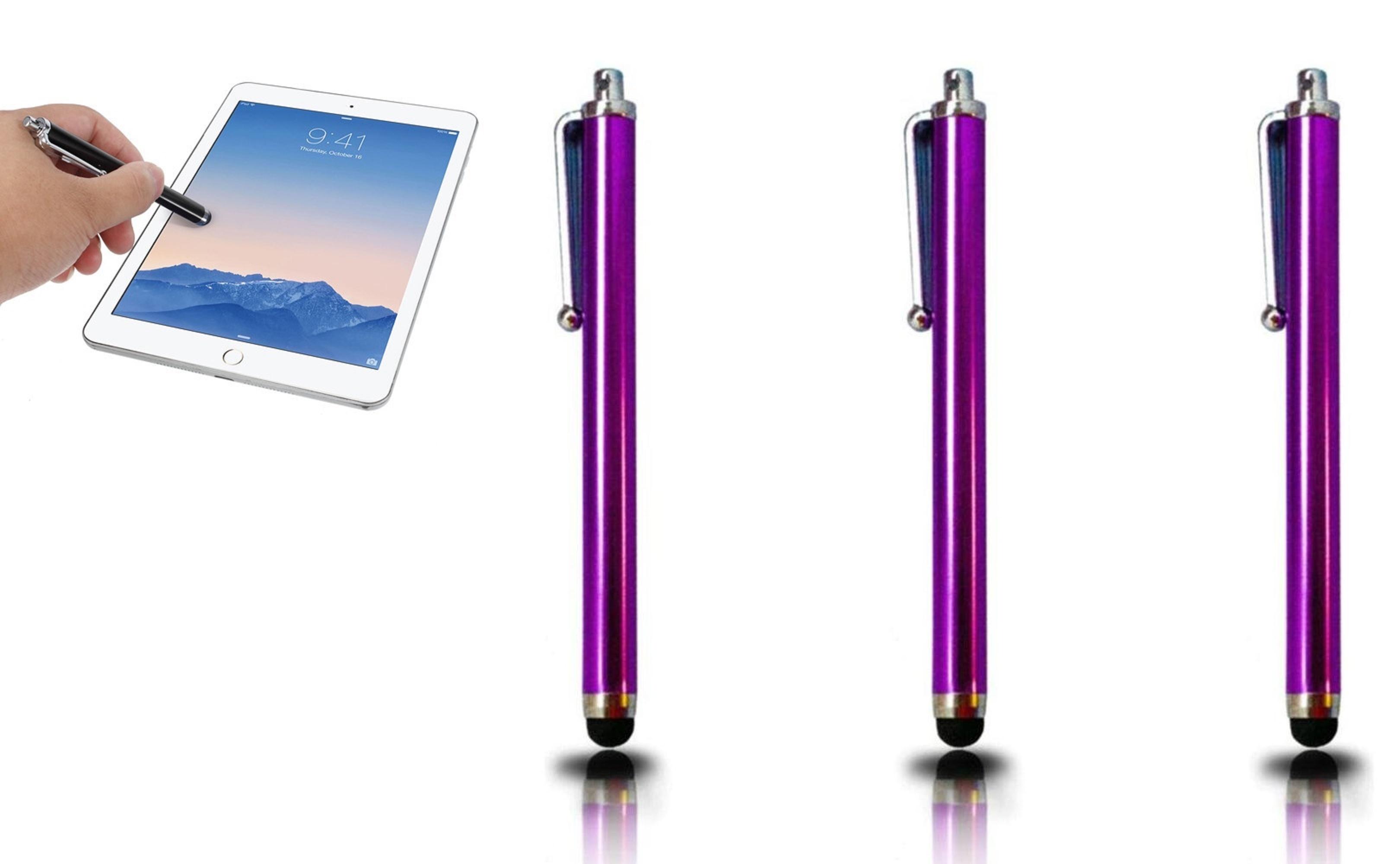 3x stylus touch pen eingabestift display stift f r toshiba medion acer asus hp ebay. Black Bedroom Furniture Sets. Home Design Ideas
