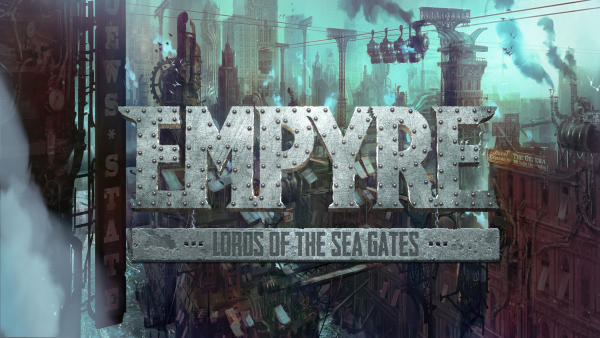 Empyre Lords of the Sea Gates-Codex