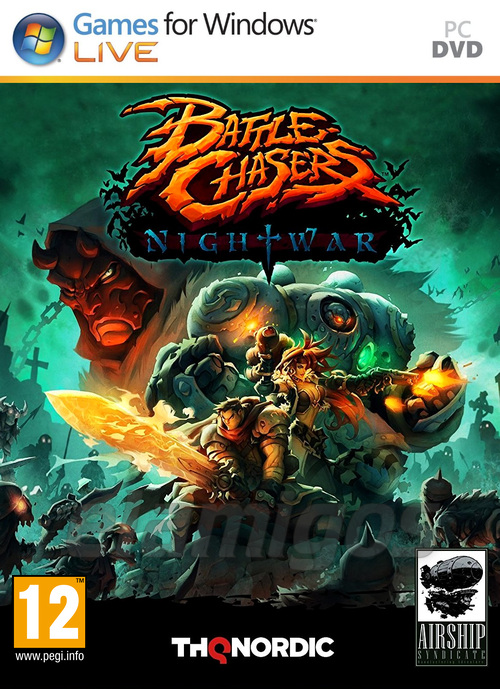 : Battle Chasers Nightwar Multi11 ElAmigos
