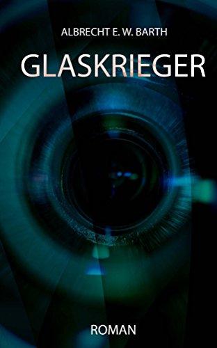 Buch Cover für Glaskrieger