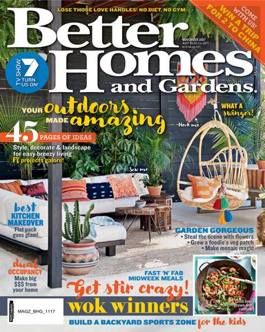 Better Homes And Gardens Australia 11 2017 Online Kino