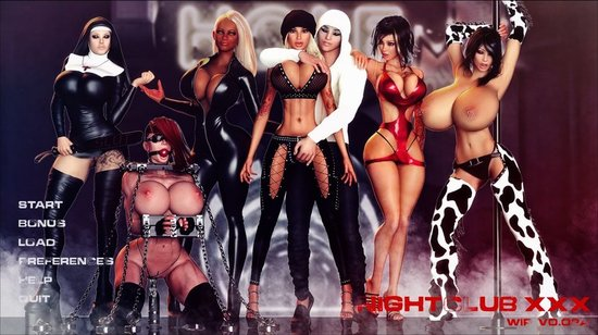 Nightclub XXX v0.02a Cover