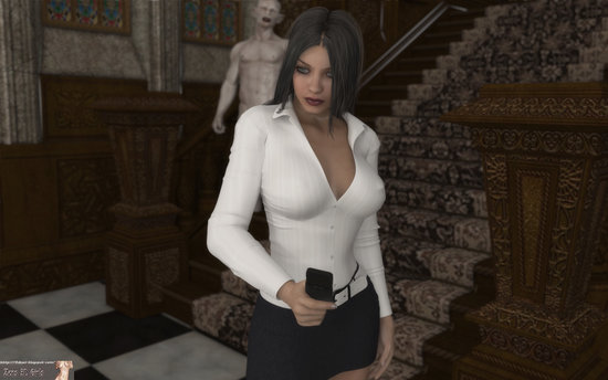 Tanya Sent To The Mansion Cover