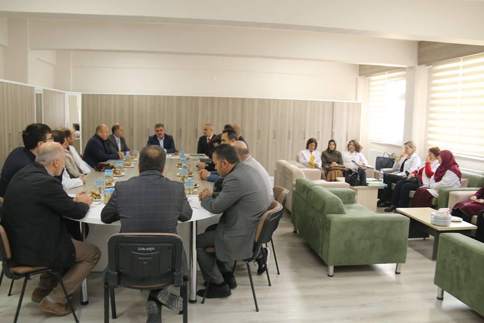 Belediye Başkanımız Cafer Özdemir'in Okul Ziyaretleri devam Ediyor