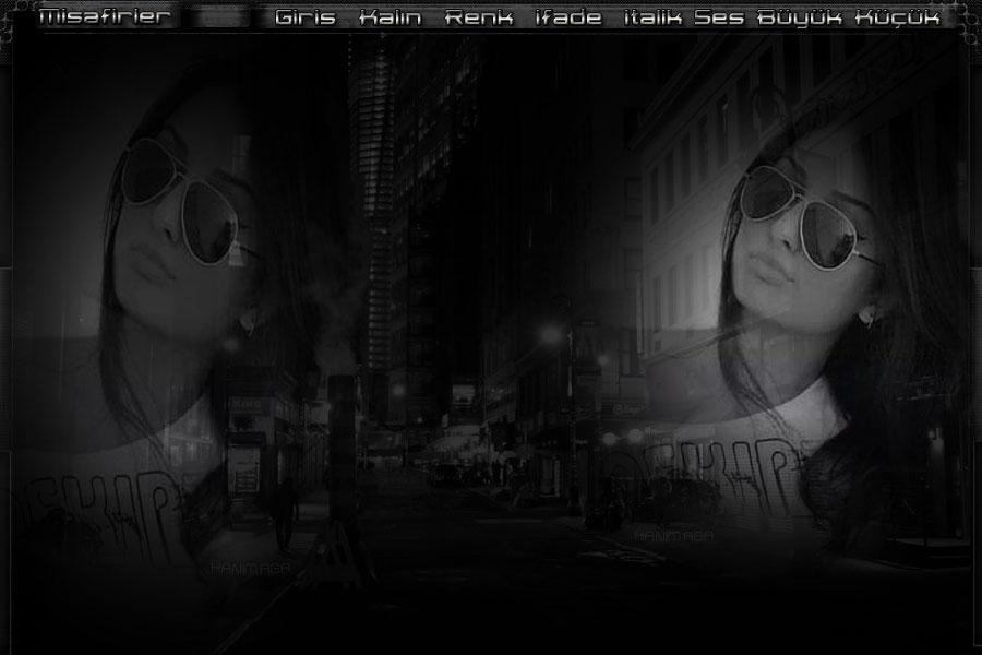 Flatcast Gözlüklü Bayan Teması 2,Flatcast Gözlüklü Bayan Temaları,HaNıM aGa