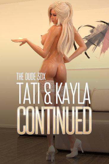 Tati And Kayla Continued Cover