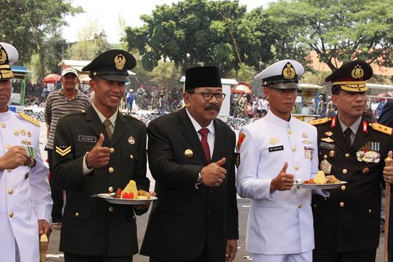 TNI Terus Jaga, Pertahankan, dan Perkuat Empat Pilar Kebangsaan