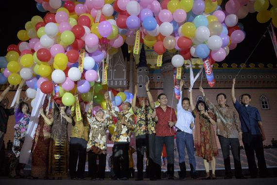 Gus Ipul Bangga Masyarakat Jatim Rukun dan Penuh Toleransi