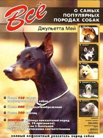 Джульета Мей-Всё о самых популярных породах собак