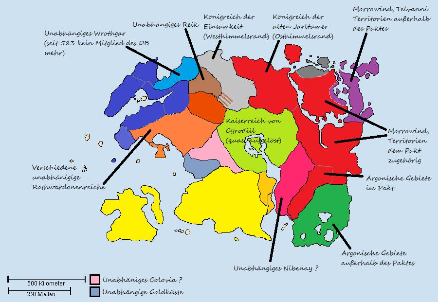 Oblivion Karte.Allianzübergreifend über Die Grenzen Guides Und Spielhilfen