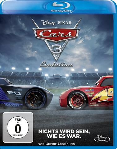 download Cars 3: Evolution (2017)