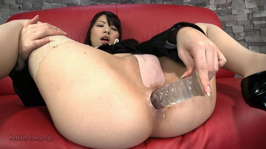 Fetish-Tokyo (Kana's) Anal Masturbation [HD] Japan Scat / Jav Scatting