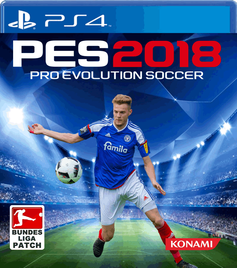 🌈 Bajar option file pes 2019 ps4 | PES 2019 PS4 PESUniverse Option