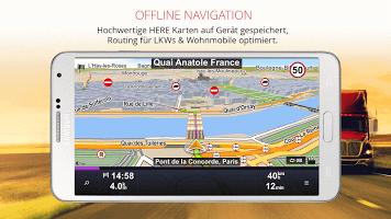 Sygic Truck Navigation - Nachtfalke Reloaded