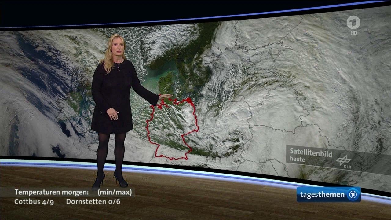 Claudia Kleinert Beine