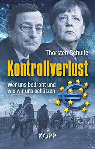Buch Cover für Kontrollverlust: Wer uns bedroht und wie wir uns schützen