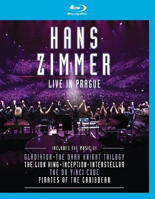 Hans Zimmer Live on Tour (2017) Full Blu-ray DTS/AC3 ENG/Subs