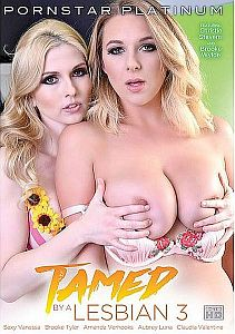 Tamed By A Lesbian 3 Cover
