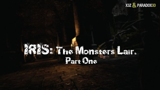 Iris The Monsters Lair 1 And 2 Cover