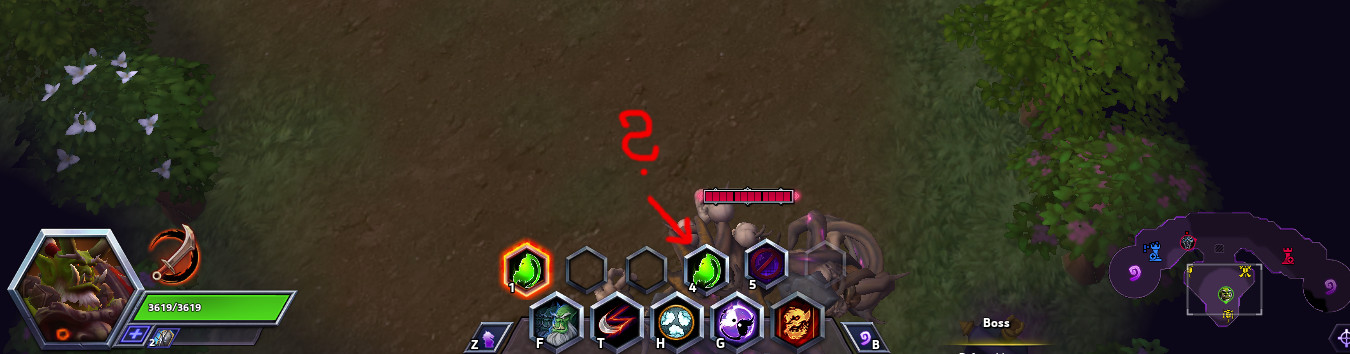 Help with Samuro Mirror Image Hotkeys - Heroes of the Storm