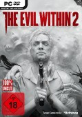 The Evil Within 2 Deutsche  Texte, Untertitel, Menüs, Videos, Stimmen / Sprachausgabe Cover