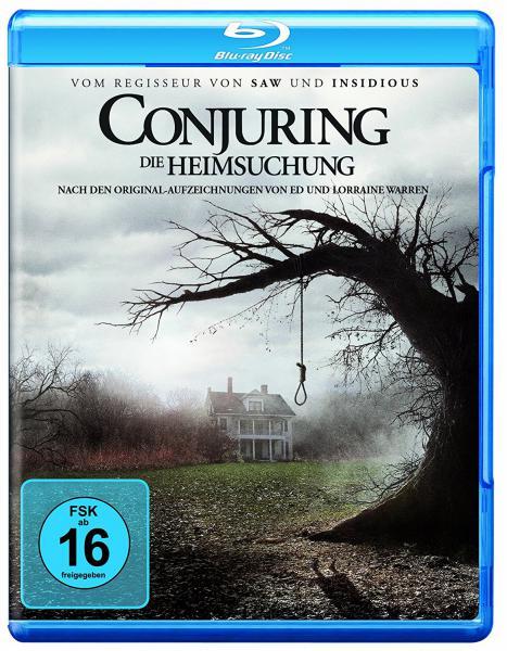 download Conjuring Die Heimsuchung