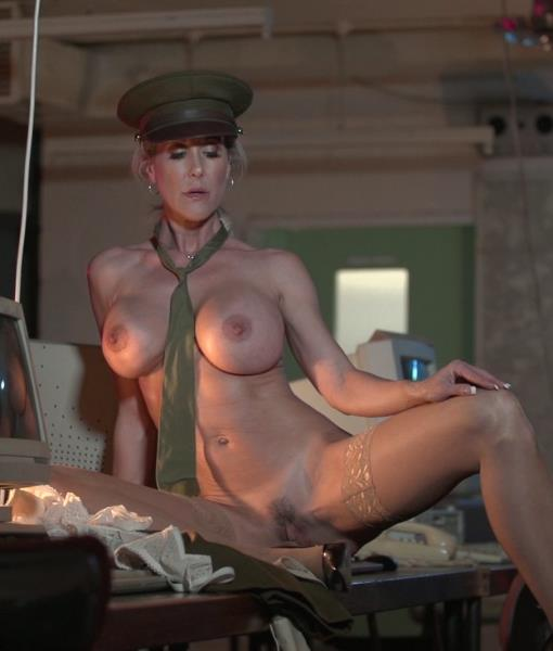 Cassie Del Isla, Brandi Love - Making of from the movie military misconduct 1080p