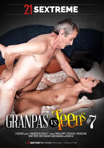 Grandpas VS Teens 7 (2017/WEBRip/SD)